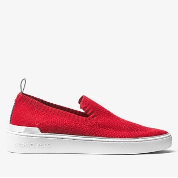 Michael Kors Red Slip